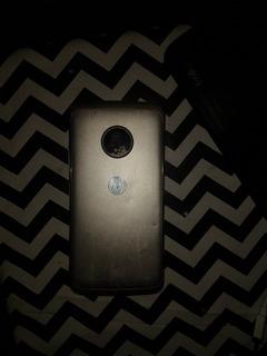 Celular Motorola Moto G5 Plus Dourado Usado Não Funciona.
