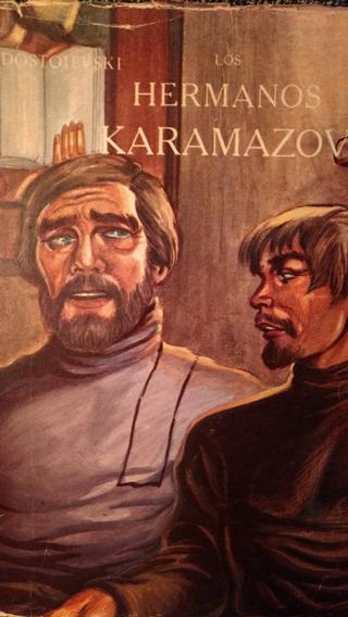 Los Hermanos Karamazov. Dostoievski. 1966.