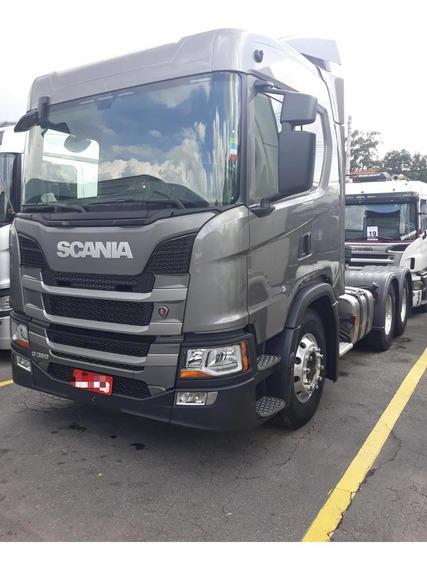 Cavalo Mecanico Scania G360 6x2 (trucado) 2018/2019