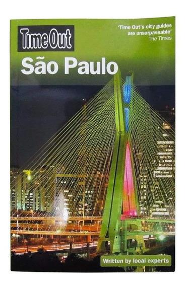 Livro Time Out São Paulo Em Inglês