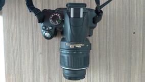 Câmera Nikon D3000 5.000 Cliques