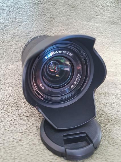 Objetiva Sony E 18-55mm F/3.5-5.6 Oss Frete Grátis!grátis!