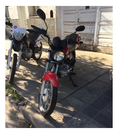 Moto Gilera Vc 150 Vs - Usada Muy Buen Estado