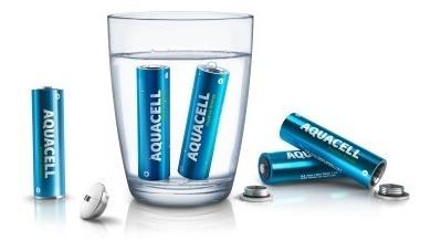 Aquacell Baterias Ecologicas (recargables Con Agua)