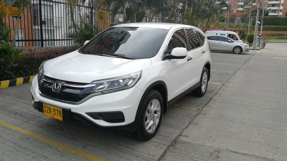 Honda Cr-v City Plus Motor 2.4 M 2.016 Blanco Automática