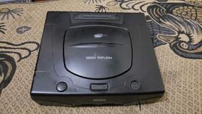 Sega Saturn Só O Console Esta Ligando Não Leu Jogo F4