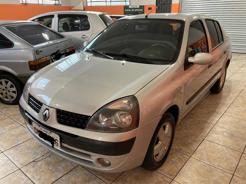 Renault Clio Sedan 2004 1.6 16v Privilège 4p