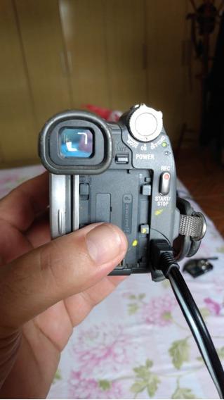 Filmadora Sony Dcr-hc26 Sucata (funciona Parcial) 12/19 #89