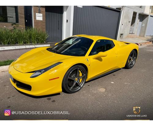 Ferrari Ferrari 458 Spi Der 458 Spi Der