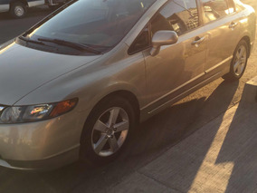 Honda Civic D Lxs Sedan At 2007