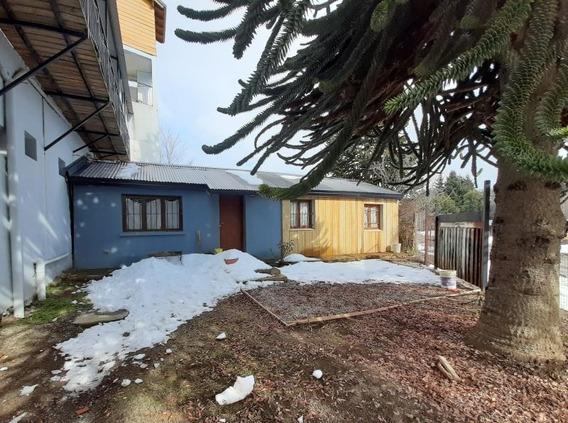 Casa Cerca Del Centro En Ph, 2 Dor, Jardin E/aut. Bariloche