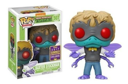 Pop! Funko Teenage Mutant Tartarugas Ninja / Baxter Stockman