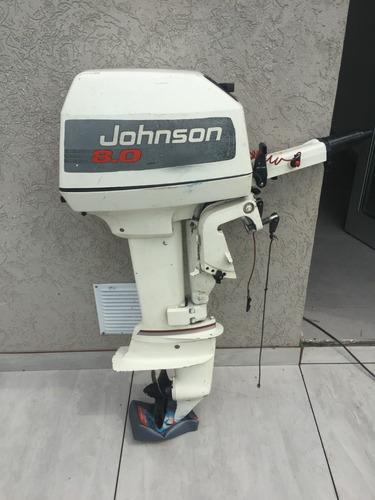 Johnson 8hp