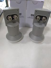 Kit De 2 Unidades Lnb Universal Duplo