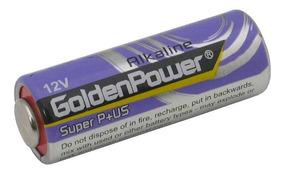 5 * Pilha Alcalina 12v A23g 60mah Goldenpower High Voltage