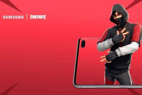 Skin Fortnite Exclusiva S10