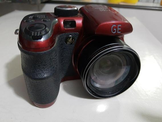 Câmera Ge X-500 Não Liga
