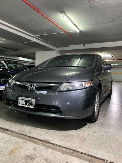 Honda Civic 1.8 Lxs Mt 2008 Sepautos