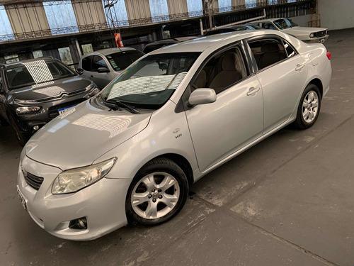 Toyota Corolla 1.8 Xei Mt 2010