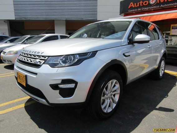 Land Rover Discovery Sport 2.0 L