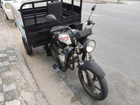 Triciclo Moto De Carga Shineray 150cc - 2009