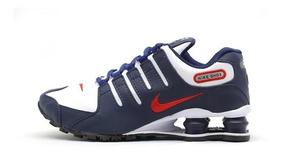 Tênis Nike Shox Nz 4 Molas Importado - Frete Grátis