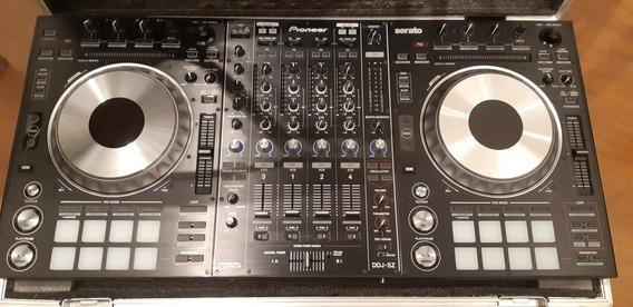 Pioneer Ddj - Sz Controladora / Mixer 4 Canais 2 Portas Usb