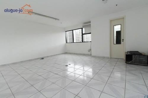 Conjunto, 41 M² - Venda Por R$ 347.320 Ou Aluguel Por R$ 1.500/mês - Indianópolis - São Paulo/sp - Cj0034