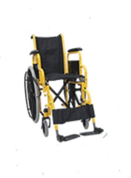Silla De Ruedas Infantil Mod 490335