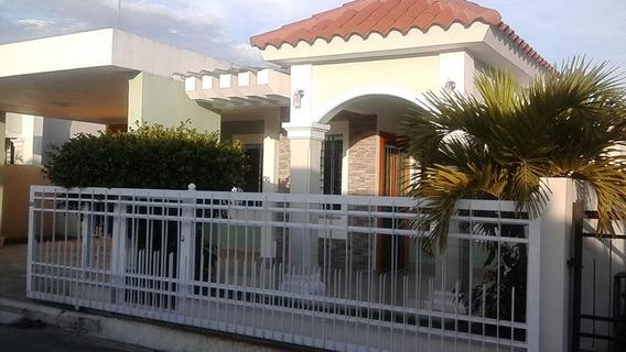 Moderna Casa En Residencial Cerrado