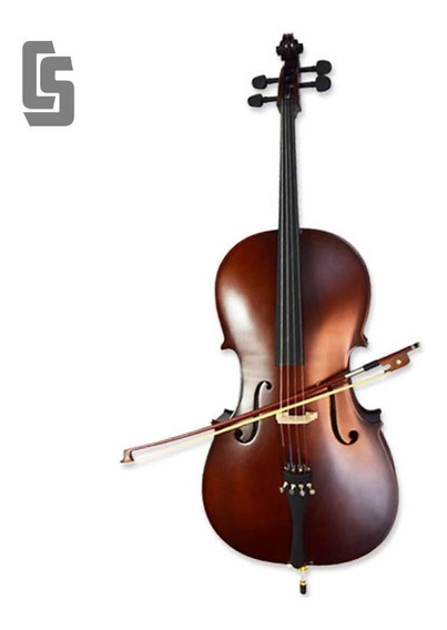 Cello 4/4 De Estudio Stradella Mc601144 (c/ Funda Y Arco)