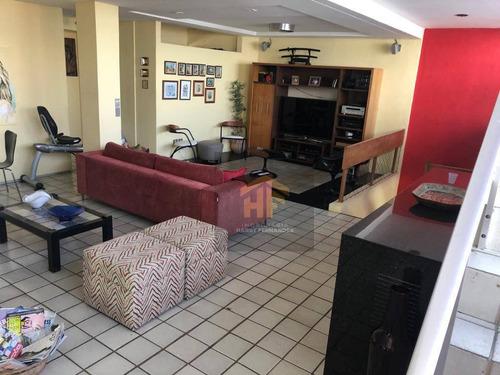 Apartamento Com 05 Quartos No Aflitos, Recife - Ap0664