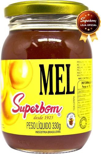 Mel De Abelha 330g - Superbom.