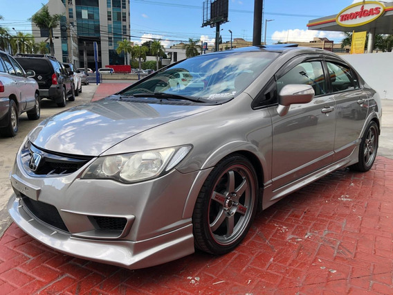 Honda Civic Si K24 2009