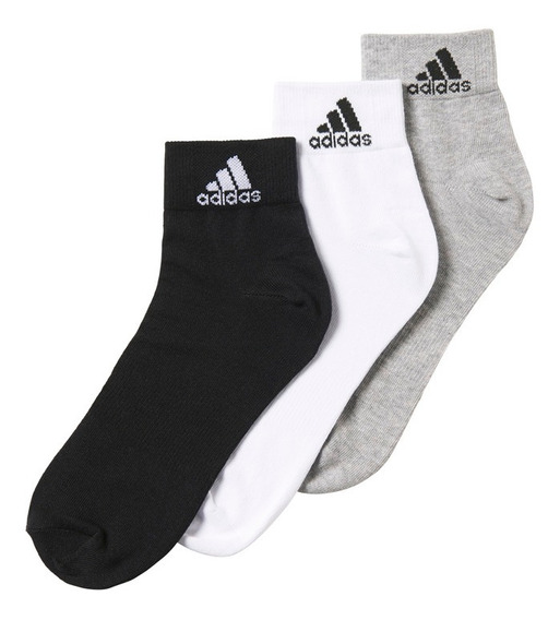 Zoquete adidas Per Ankle T 3pp