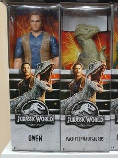 Jurassic Wold-blue-indoraptor-owen- Dilophosaurus-pachycepha