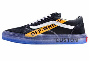 Tênis Vans Old Skool Ce Y62 X Off-white Original