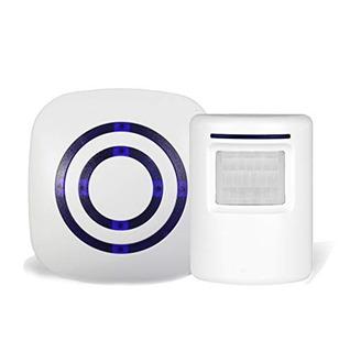 Infrarrojo Sensor De Movimiento Entrada De Alarma Alerta Vis