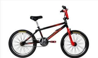 Bicicleta Venzo Rodado 20 Freestyle Bmx