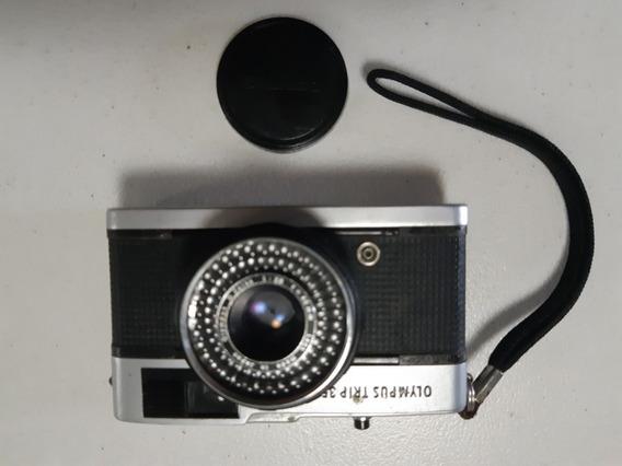 Câmera Fotográfica - Olympus Trip 35