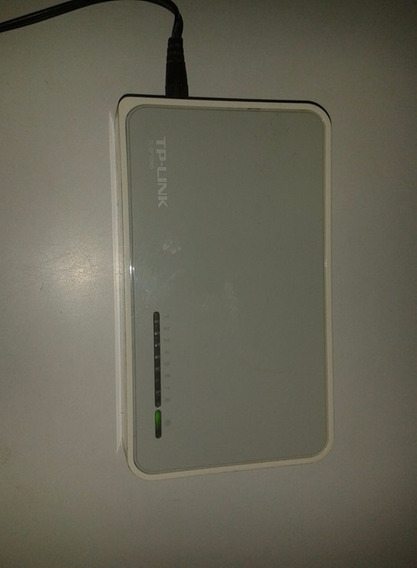 Switch Tp-link 8 Puertos Tl Sf1008d