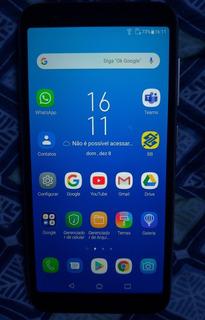 Asus Zenfone Live L1 5,5 Poleg. 32 Gb Câmera 13 Mp Completo