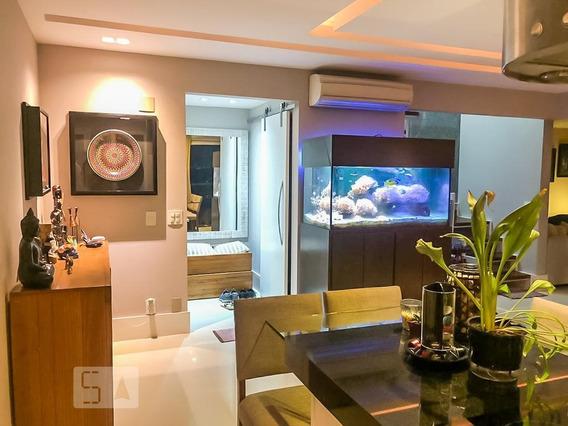 Apartamento Para Aluguel - Campo Belo, 2 Quartos, 150 - 893053974