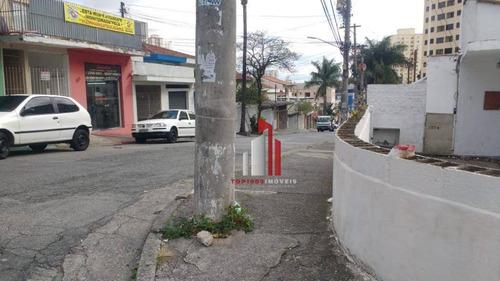 Terreno À Venda, 160 M² Por R$ 399.000,30 - Mandaqui (zona Norte) - São Paulo/sp - Te0038