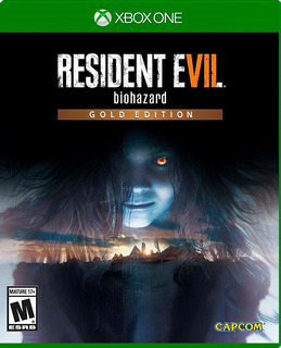 ..:: Resident Evil 7 Biohazard Gold Edition Para X Box One
