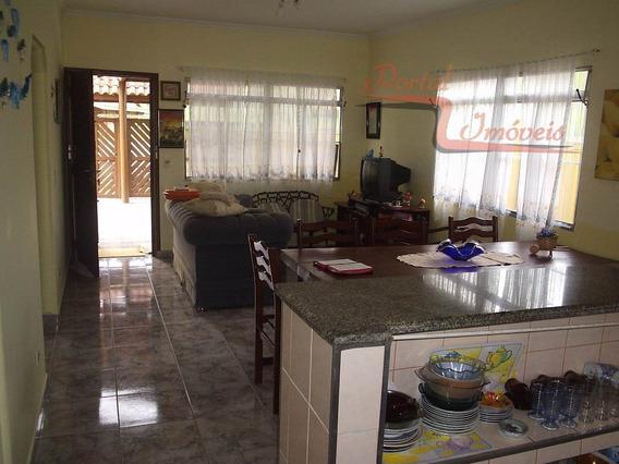 Casa À Venda No Bairro Massaguaçu Em Caraguatatuba/sp - 2232