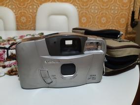 Câmera Analógica Maquina Fotográfica Canon Prima Bf 9s