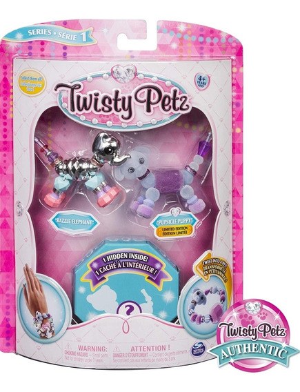 2 Paquetes Twisty Petz