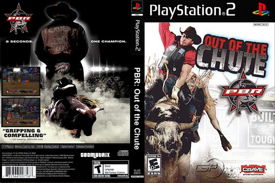 Out Of The Chute - Ps2