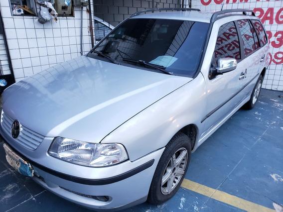 Volkswagen Parati 2.0 5p 2000
